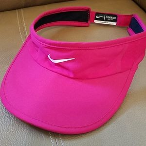 Nike visor pink